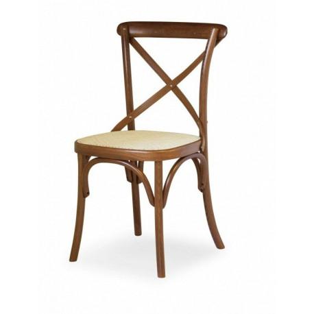 chaises de bistrot cheap chaise bois bistrot chaise bistrot vintage en bois et mactal patinac. Black Bedroom Furniture Sets. Home Design Ideas