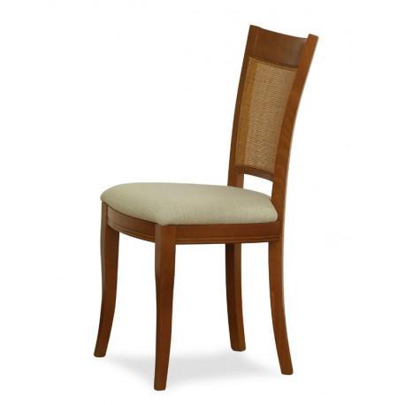 Lot de 4 chaises contemporaines