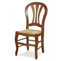 Lot de 6 chaises de séjour style Louis Philippe