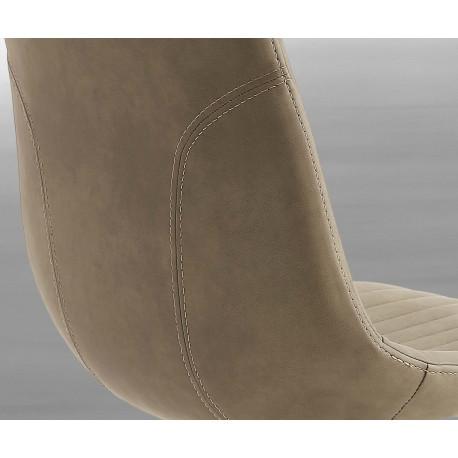 Chaise contemporaine CINQUECENTO
