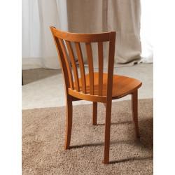 Chaise de cuisine en bois Nataly