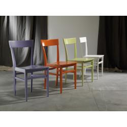 Chaise de cuisine en bois Navigli